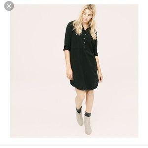 Loft Lou and Grey Utility Shirt Dress